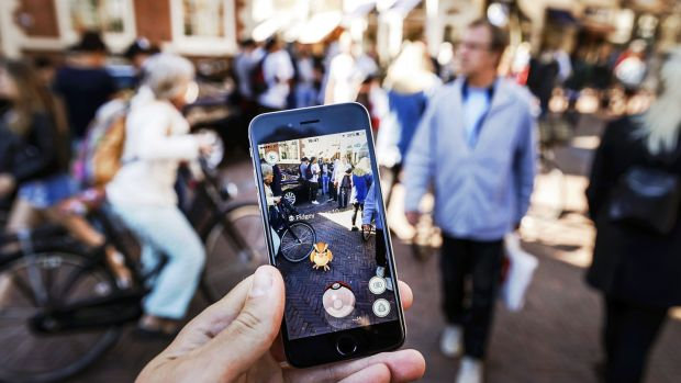 Pokemon Go takes world by storm, earns $1 6m daily