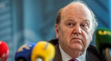 Miniter for Finance Michael Noonan: difficult to interpret GDP figures. Photograph: Brenda Fitzsimons / THE IRISH TIMES