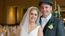 Our wedding story: 'Peaky Blinders' plays its  part in the big day