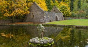 St Patrick's Well: Tipperary is blessed with an abundance of spectacular medieval sites