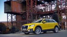Our Test Drive: the Audi Q2
