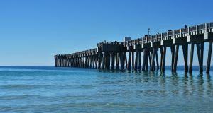The pier at Panama City Beach, Florida