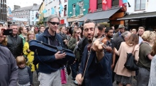 Galway celebrates winning Capital of Culture 2020