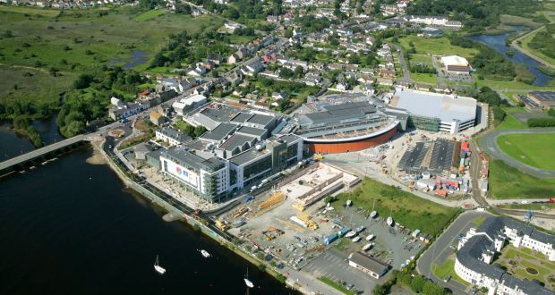 Goldman Sachs buys Arklow shopping centre and office block