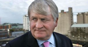 Businessman Denis O'Brien: Hollingsworth is the only person known to have obtained directly from Red Flag Consulting the dossier at the heart of  O'Brien's legal action against the company. Photograph:  Matt Kavanagh