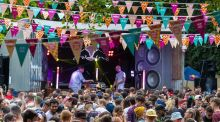 Longitude: 90s revivalists and originalists mingle in the sun
