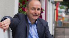 Fianna Fáil leader Micheál Martin at the MacGill Summer School in Glenties, Co Donegal. Photograph: North West Newspix