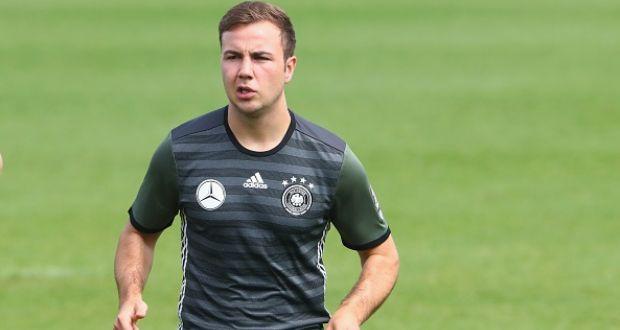 newest 9263e d43a7 Mario Götze in talks over Borussia Dortmund return
