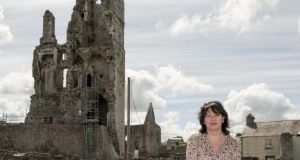 Michele Horrigan, above, and her partner, Sean Lynch, are behind Askeaton Contemporary Arts