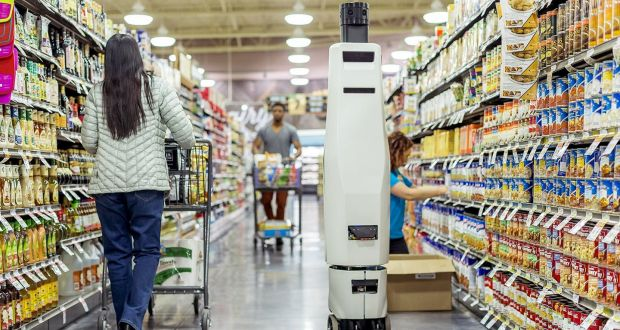 Silicon Valley Shifts Focus To Robots And Artificial Intelligence