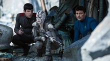 Official trailer for Star Trek Beyond