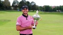 Jason Day's Canadian Open victory in 2015 acted as a springboard for his maiden Major victory in the USPGA shortly after. Photograph: Getty