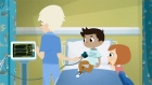 Chris O'Dowd voices touching short film explaining hospital life to children