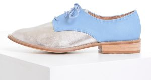 have happy feet with these blue brogues for €42 from iclothing.com