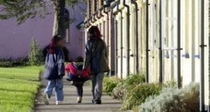 Asylum seekers are given very little information about how to find accommodation or how to pay for it. Photograph: The Irish Times