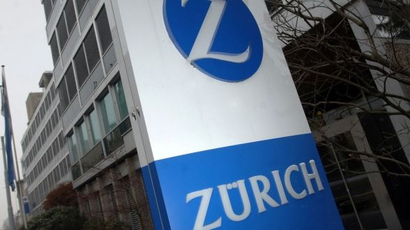 Zurich Insurance entity reports €348m loss