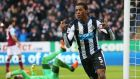 Liverpool have agreed a fee with Newcastle for Dutch midfielder Georginio Wijnaldum. Photograph: Getty