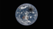 One year on Earth: as seen from one million miles away