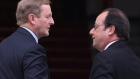 UK should trigger Brexit 'asap' say Kenny and Hollande at Dublin meeting