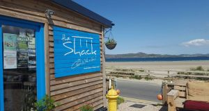 The Shack, Marble Hill, Dunfanaghy, Co Donegal: a beautiful spot , says one reader