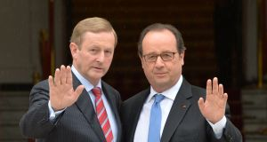 Hollande tells Government exactly what it wants to hear