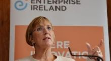 "Enterprise Ireland chief executive Julie Sinnamon: ""Our strategy is to continue to increase the number of globally diversified Irish companies"""