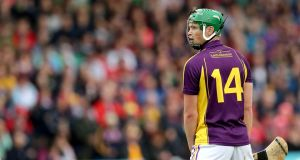 Wexford full-forward Conor McDonald was back to top form in his side's victory over Cork two weeks ago. Photograph: Ryan Byrne/Inpho