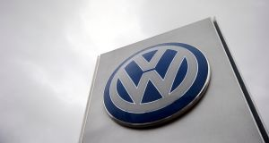 Last September VW admitted to cheating US diesel emissions tests and said up to 11 million vehicles worldwide could be fitted with illegal software, including about 115,000 in Ireland. Photograph: Suzanne Plunkett/Reuters
