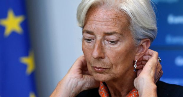 Image result for International Monetary Fund chief Christine Patarde warned