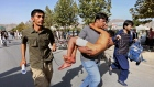 Dozens killed by suicide bombers at Kabul demonstration