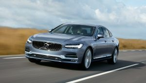 The new Volvo S90 has arrived in dealers, ready for a full market assault