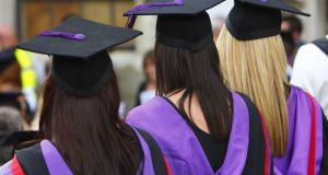 'There is an ever-increasing need for ever better graduates': Austerity helped cause the dry up of PhD numbers, which Science Foundation is now trying to reverse. Photograph: Chris Ison/PA wire