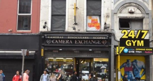 99f113783a66b The Camera Exchange on South Great George's Street