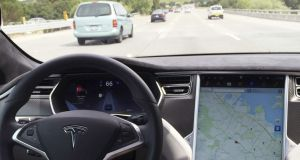 China bans self-driving cars as Tesla struggles with autopilot