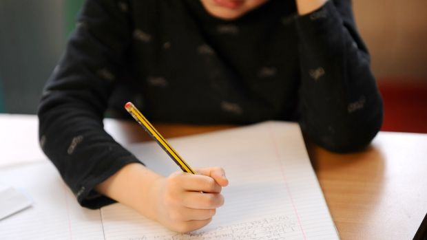Schools may have less time to teach religion in the classroom under radical proposals being considered by the State's advisory body on the curriculum. File photograph: Dominic Lipinski/PA Wire