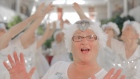 Retirees prove you are never too old to 'Shake It Off'