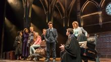 Harry Potter and the Cursed Child review: adult angst and  a magical, theatrical coup