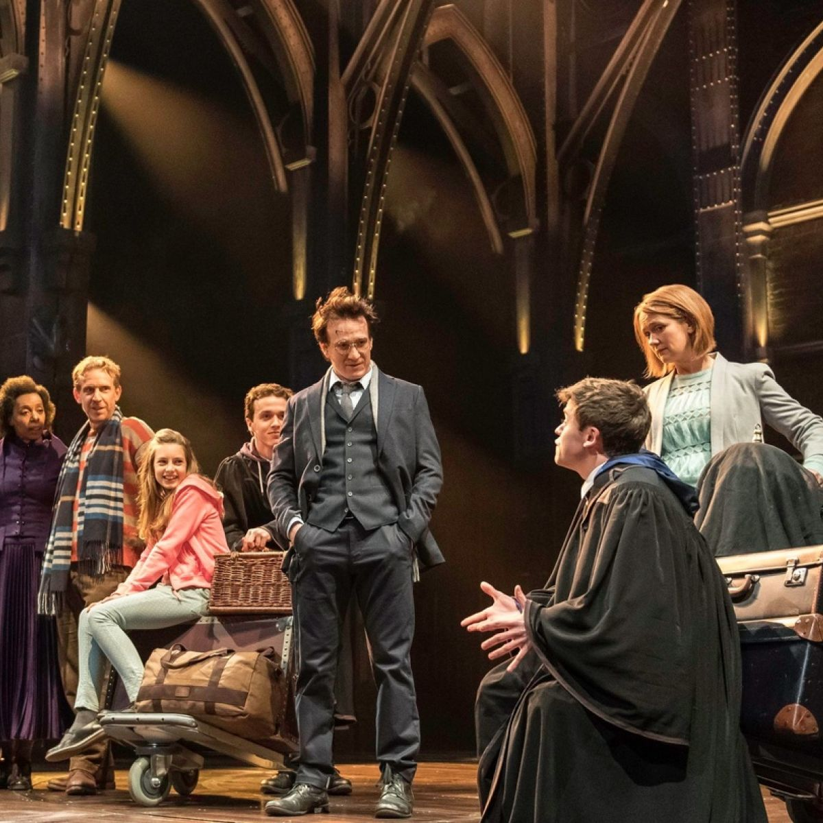 Harry Potter And The Cursed Child Review Adult Angst And A Magical Theatrical Coup