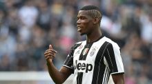 Real Madrid manager Zinedine Zidane has hinted at an interest in Manchester United target Paul Pogba. Photograph: Getty
