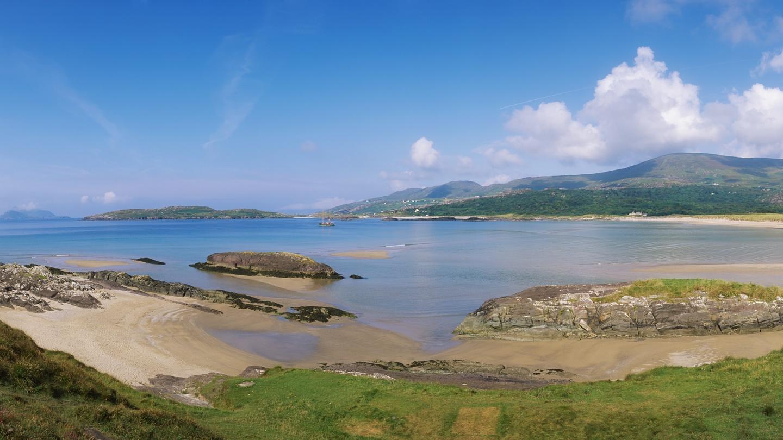 Map Of Ireland Beaches.50 Great Irish Beaches