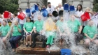 Ice bucket challenge credited for ALS breakthrough
