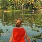 Janet Newenham takes in the backwaters of Kerala, India