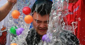 Ice bucket challenge credited for ALS gene breakthrough