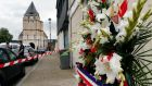 France church attack: tensions mount in  town after  priest killing