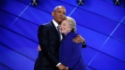 Obama makes emotional appeal to voters to support Clinton