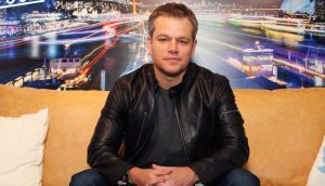 "Matt Damon ""I don't put too much stock into what the perception of me is.""  Photograph: Don Arnold/WireImage"