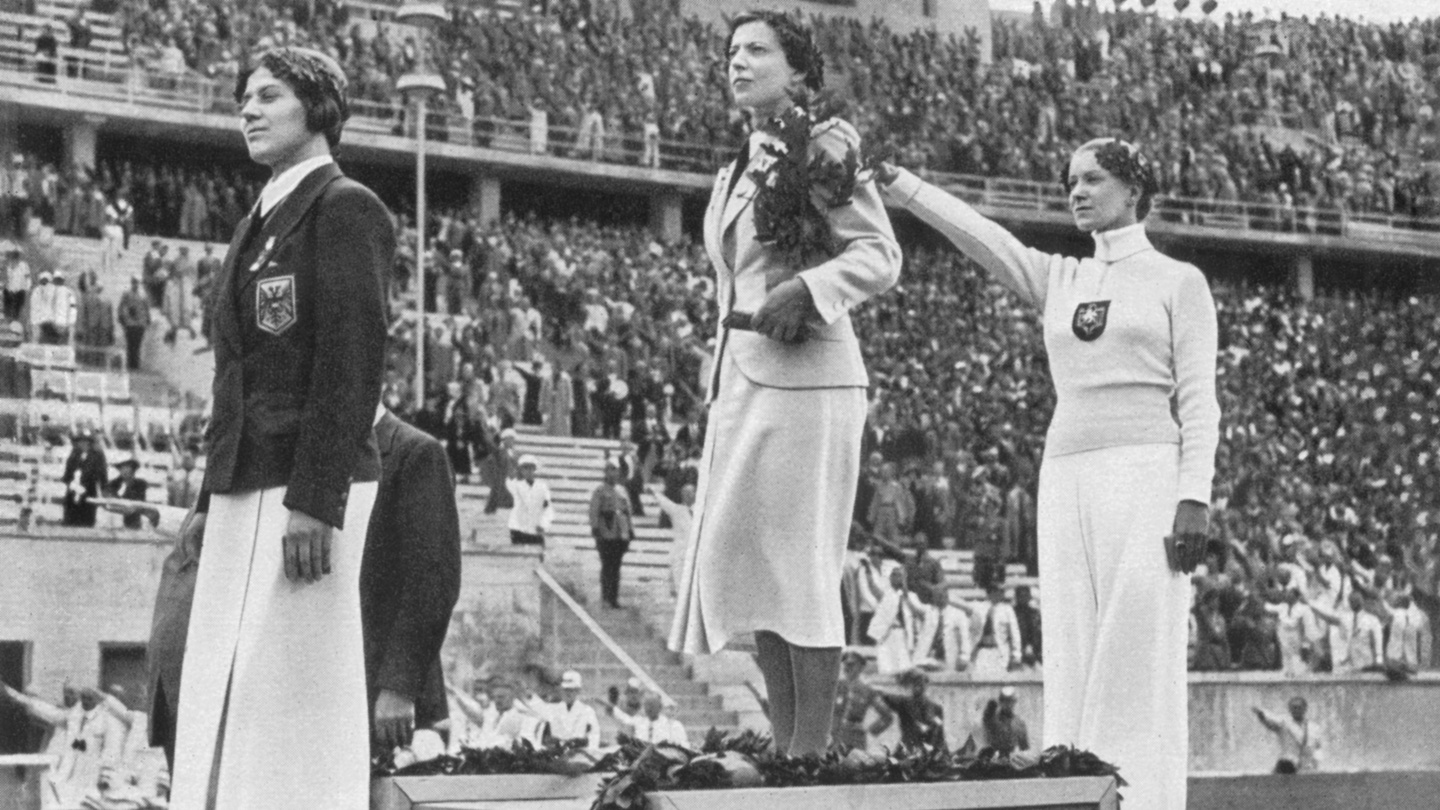 The tale of Helene Mayer – Nazi Germany's Jewish Olympic