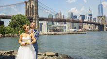 Our wedding story: In a New York state of mind
