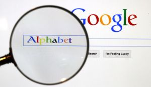 Google parent Alphabet registered a 21 per cent jump in revenues to $21.5 billion, compared to the 17 per cent advance Wall Street had been expecting .