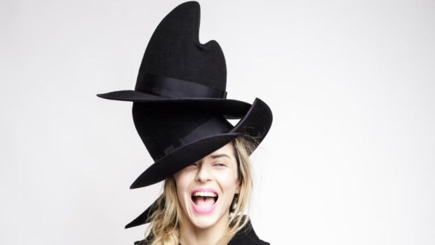 de961099037fc Hats off to milliner who turned heads at Galway Races